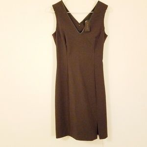 The Limited V Neck Dress